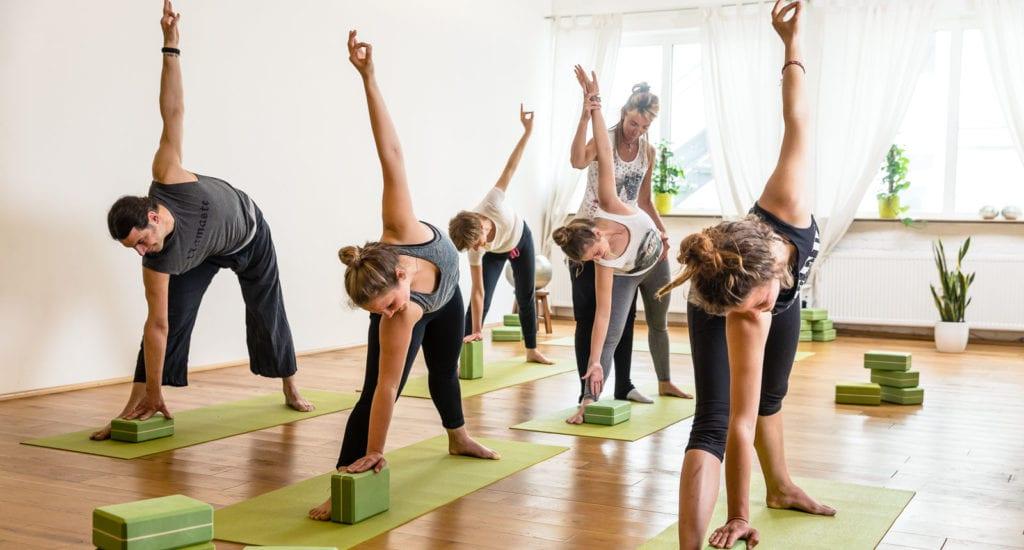 So 04.02 | Yin Yoga mit Beate
