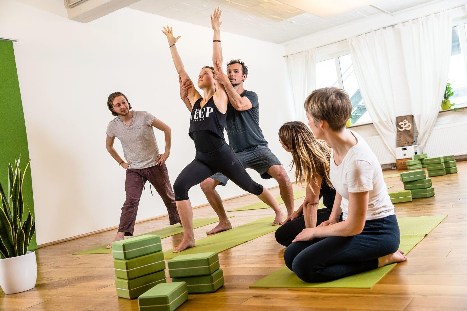 Yogaausbildung Maitri
