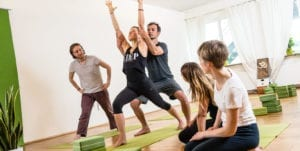 Neu! Yogalehrer*in-Ausbildung (YA 200h +)