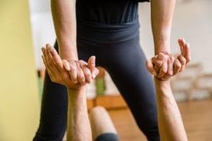 AcroBhakti Yoga Workshopreihe mit Katharina & Kolja & Andreas