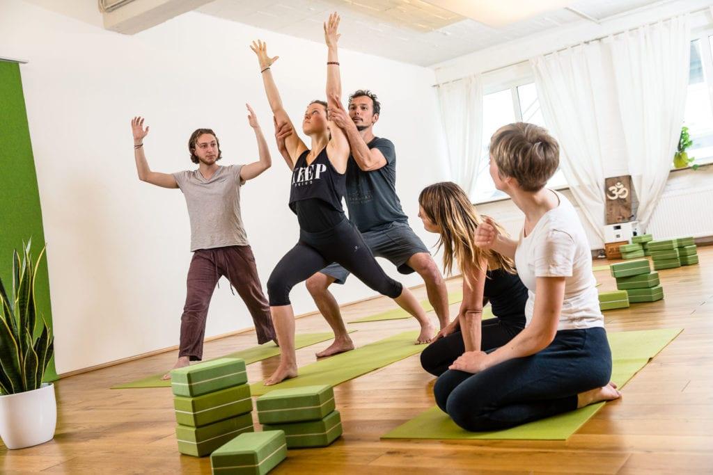 Infotag zur Maitri Yoga Ausbildung 2019/20 | Noch 1 freier Platz für 2019