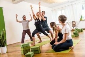 Termine Yogalehrer*innen Ausbildung 2018/19