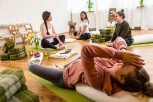 Yoga Beginner Kurse ab  04.10.2017