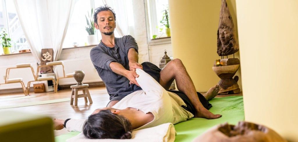 Thai Yoga Massage - Yoga des Loslassens
