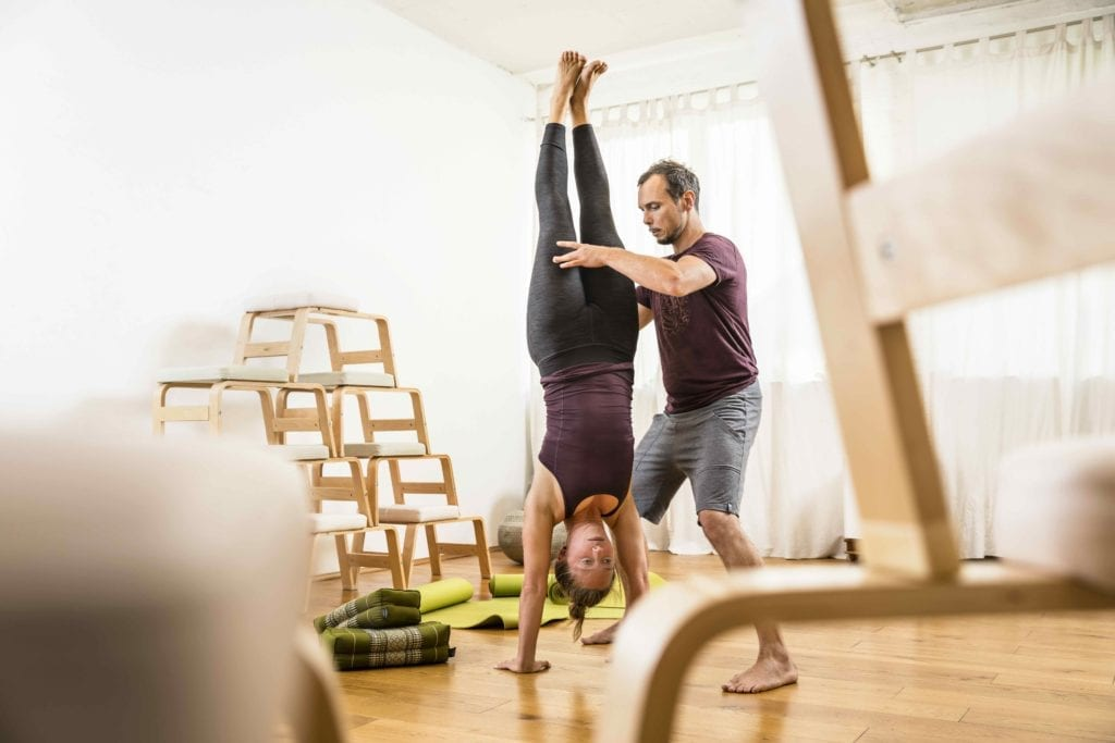"""Handstand Workshop   """"Practice makes permanent."""""""
