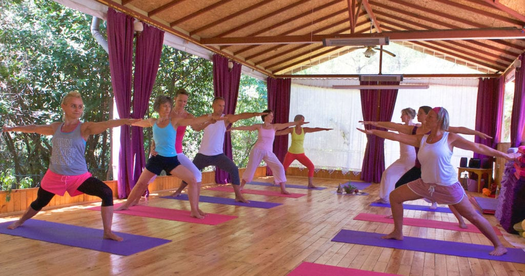 Yoga Reise mit Herz   19.Mai - 26.Mai 2019