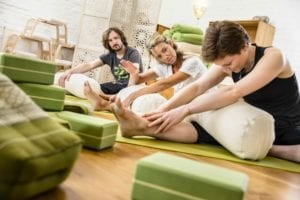 Yin Yoga Workshop  | Fokus: Schulter & Nacken