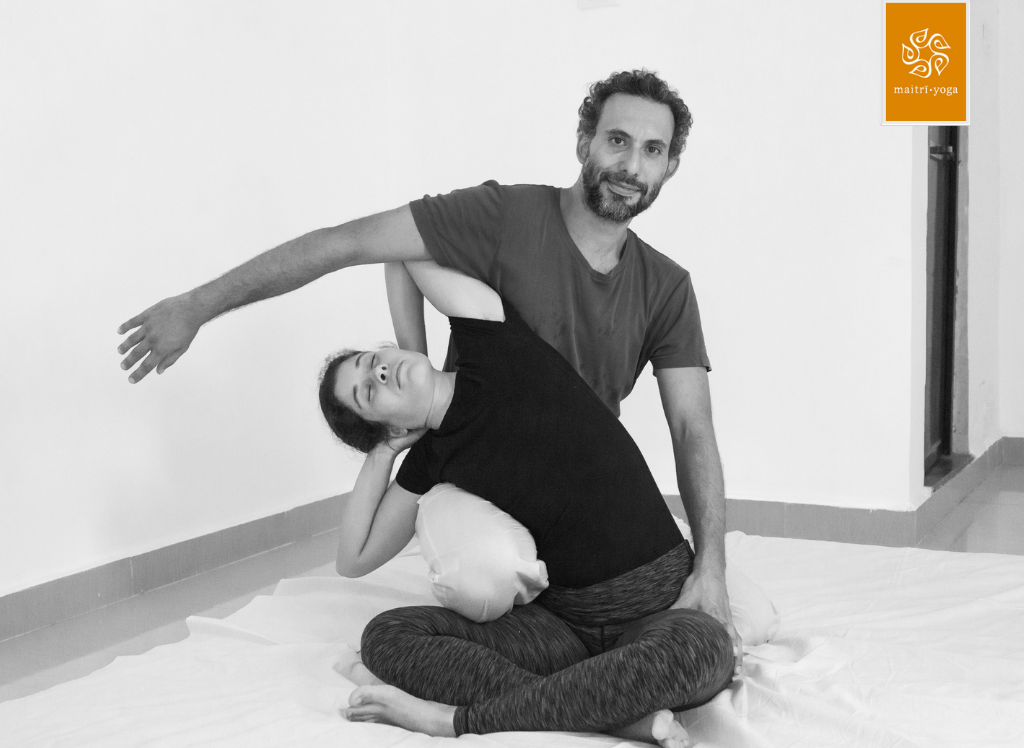 Hands On Therapeutic | Stretches & Bloodstops mit Sia Peymann