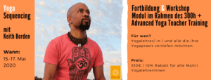 Yoga Sequencing mit Keith Borden