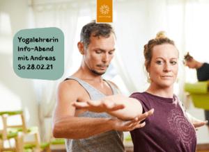 Yogalehrer*innen Ausbildung 2020/21
