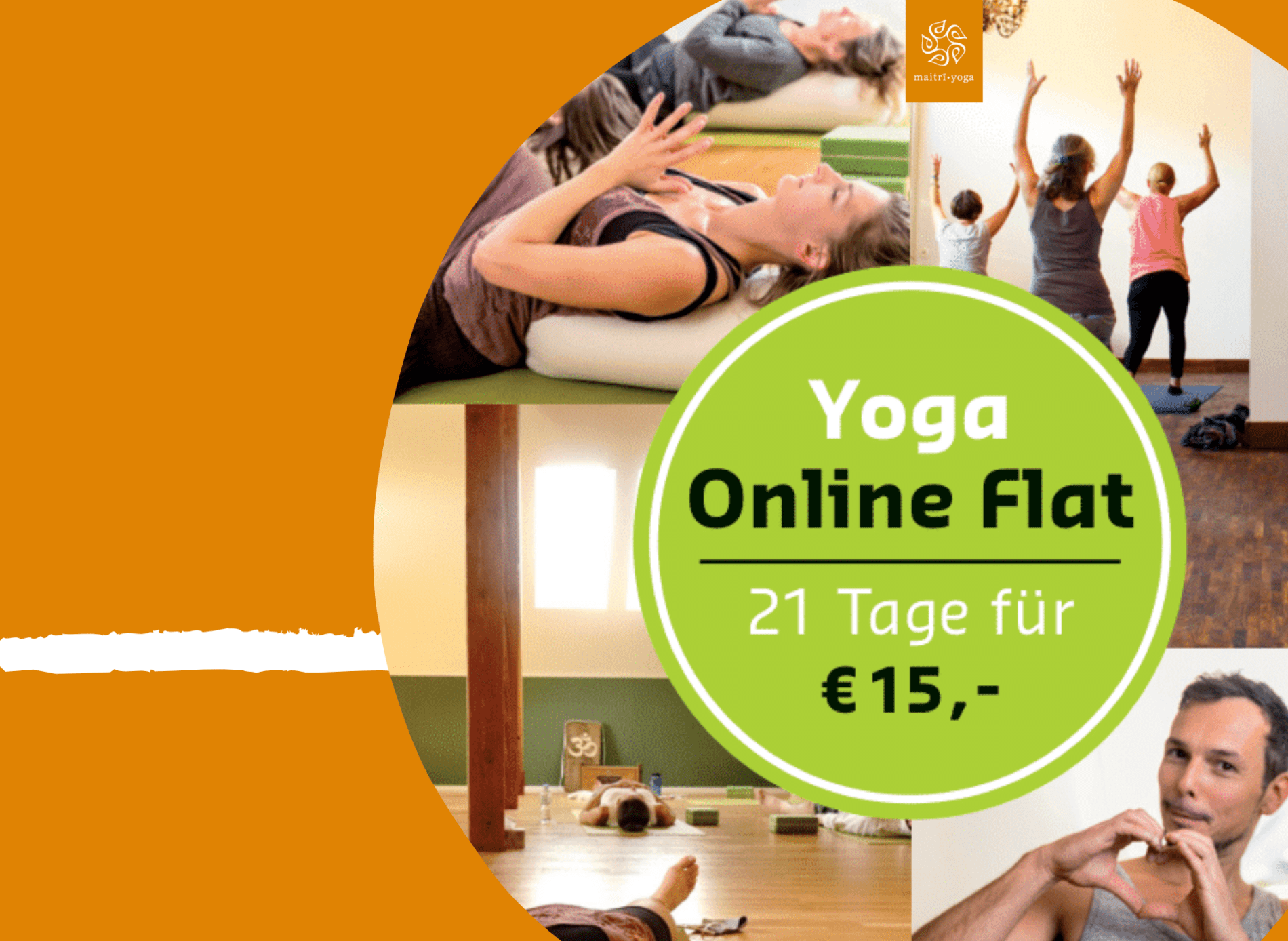 Online Yoga Flat
