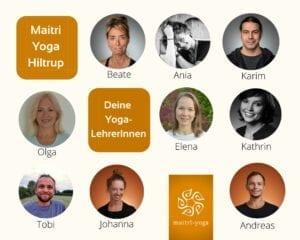 Lerne das Yogalehrer:in Team im Studio Kulturbahnhof kennen